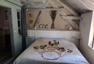 Gezellige vakantiewoning in de Bourgogne Frankrijk