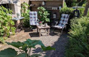 Vakantiehuis met eigen tuin in Bourgogne Frankrijk