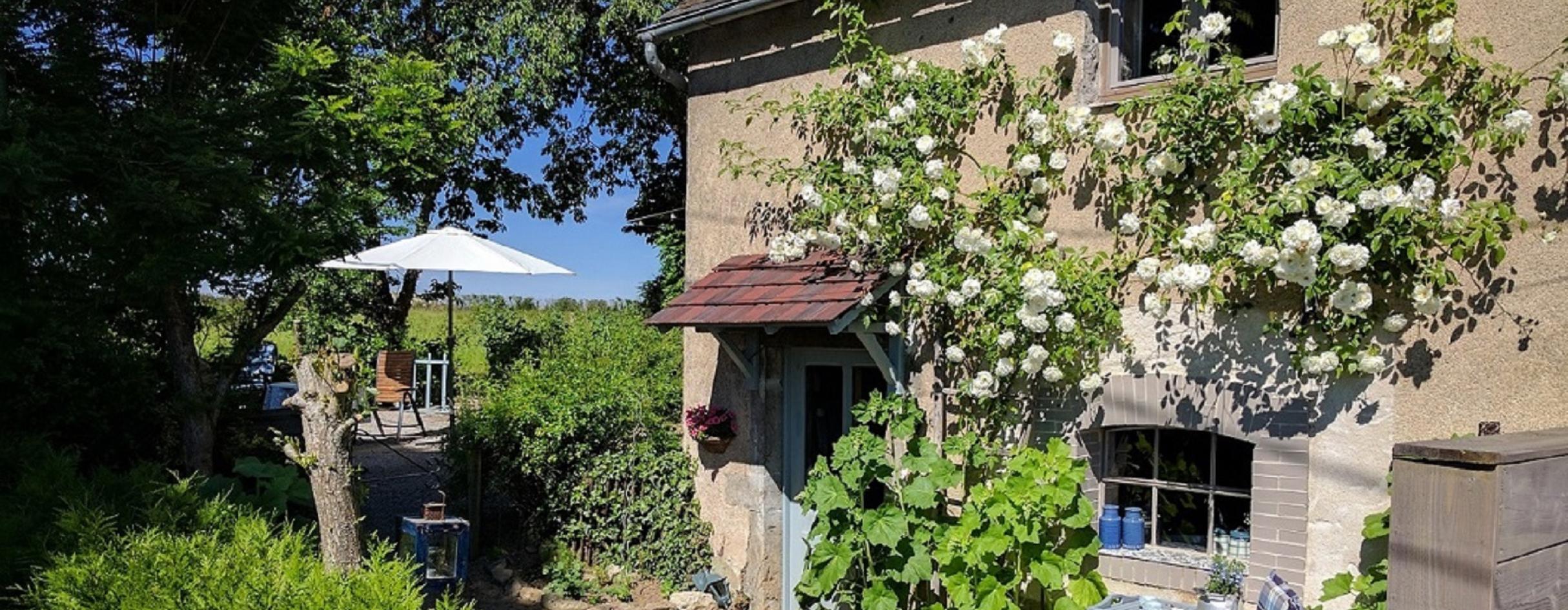 Vakantiehuis Bourgogne L'Ancienne Etable