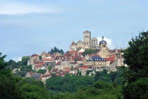 Vezelay Bourgogne vakantiehuis